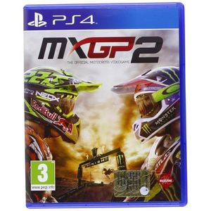 JEU PS4 Playstation 4 MXGP 2: The Official Motocross Video