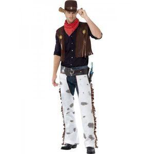 DÉGUISEMENT - PANOPLIE Déguisement cowboy adulte m