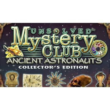 Unsolved Mystery Club: Ancient Astronauts Colle...