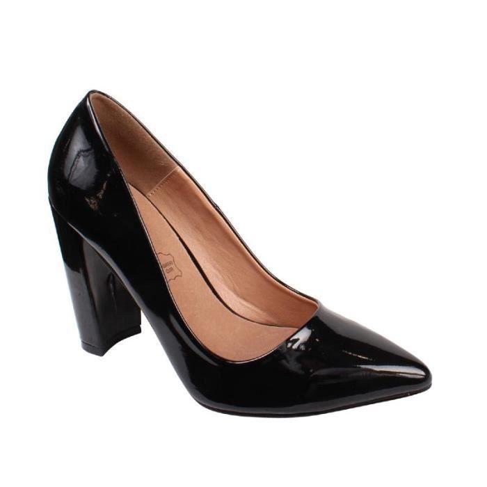 e90a7a705c3e09 Escarpins Vanessa Wu Noir - pointure: 40 Noir - Achat / Vente ...