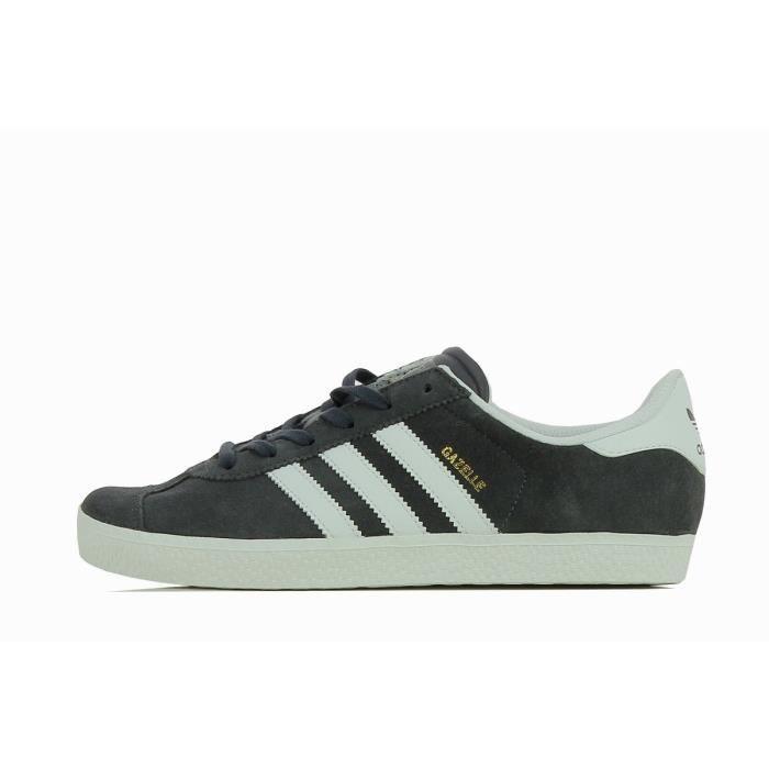 Faciliter Chaussures Adidas Originals Gris Basket Gazelle 2