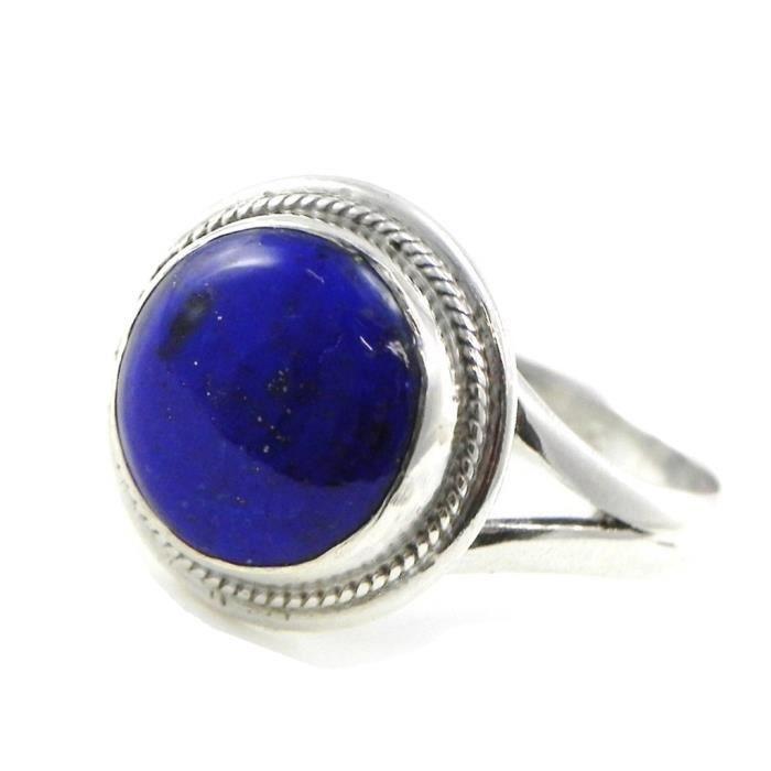Bague Argent Heaven lapis lazuli... [I9042]