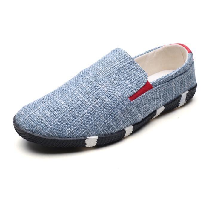 Hommes Printemps Noouvelle Chaussures de bateau Mode Chaussures ZK0t1ZI