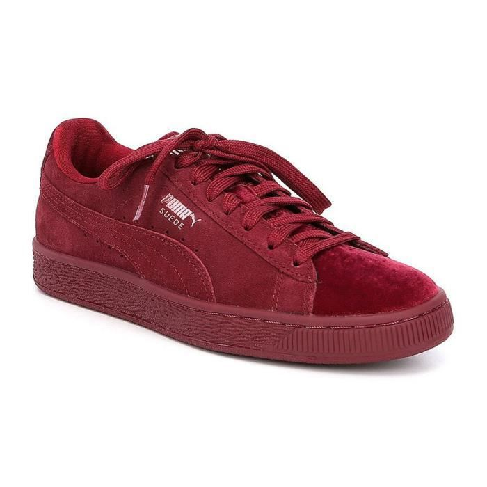 Wn Qdefv Puma Sneaker Classic Taille 39 Suede Velvet fyIvb6gY7
