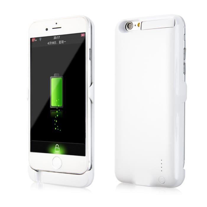 coque batterie iphone 6 plus 10000mah