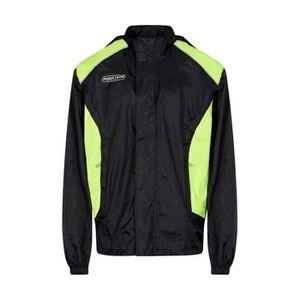 RIDER-TEC Veste de pluie étanche (Assortie au pantalon RT3071PA)