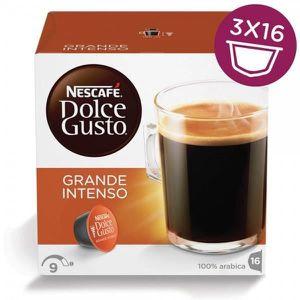 CAFÉ NESCAFÉ DOLCE GUSTO Lot de 3 paquets de Grande Int