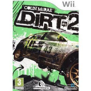 JEU WII COLIN MCRAE DIRT 2 / Jeu Wii