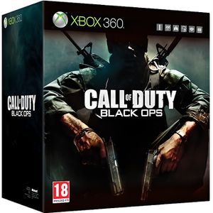 CONSOLE XBOX 360 PACK X360 CALL OF DUTY BLACK OPS / Console XBox360