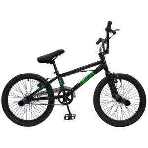 VÉLO BMX BMX Tricks Noir et Vert