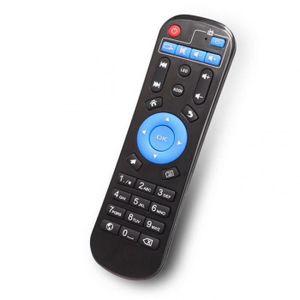 TÉLÉCOMMANDE TV 1 Pc Haute Qualité Télécommande Pro Android Tv Box