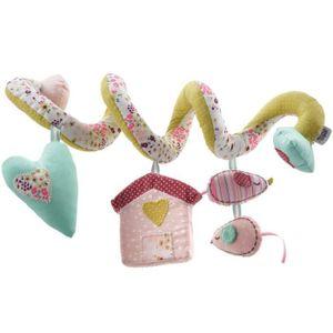 DOUDOU Jouets pour bébés petites fleurs suspendre des jou