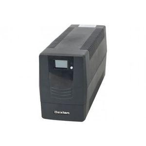 ONDULEUR Onduleur line interactive LCD tactile - 800VA 480W
