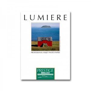 PAPIER PHOTO LUMIERE Papier Prestige 310gr RC Brillant A3+ -…