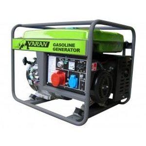 GROUPE ÉLECTROGÈNE Générateur électrique 7.0 kVA 1x 400V 1x 230V 1…