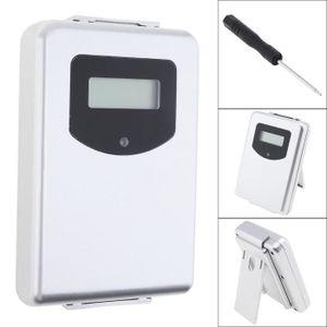Capteur d'humidité 433MHz SansFil Capteur d'humidité de thermomètre n