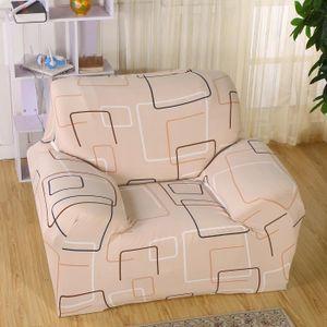 Housse fauteuil achat vente housse fauteuil pas cher cdiscount for Housse fauteuil une place