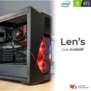 UNITÉ CENTRALE   Len's Lux N2 – PC Gamer   Intel Core i5 9600K - M