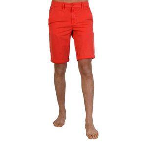 Kaporal Bermudas BERMUDA Shorts Mouloue Ketchup E8wvqW1wF