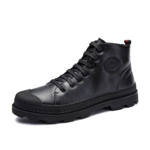 JOZSI Chaussures Homme Cuir Confortable mode Homme chaussure de ville BJYG-XZ209Rouge43 uUfuaxcfxV
