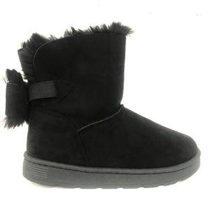 BOTTINE Boots, Bottines bottines fourrées  Noir 261-231