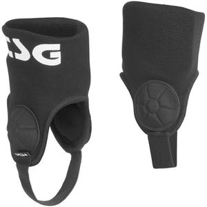 PROTÈGE-JAMBE - CUISSE TSG Single Ankle-Guard Cam - Protection - noir