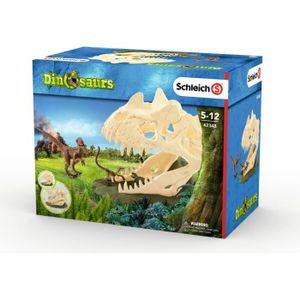 FIGURINE - PERSONNAGE Schleich Figurine 42348 - Dinosaure - Grand piège
