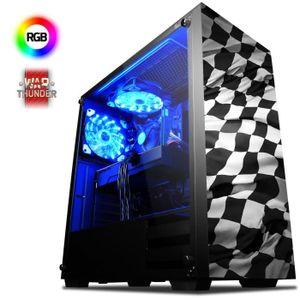 UNITÉ CENTRALE  VIBOX Cosmos 15 PC Gamer Ordinateur avec War Thund
