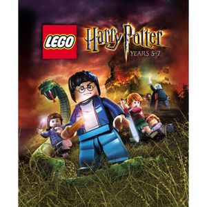JEUX XBOX 360 Lego Harry Potter Years 5-7 (Xbox 360) Import Angl