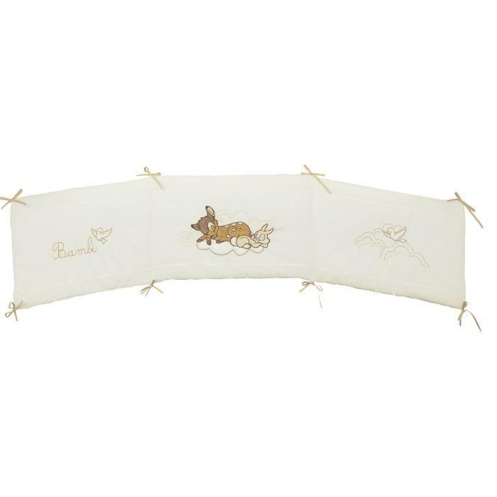 tour de lit bébé disney DISNEY Tour de lit Bambi   Pour lit de 60 x 120 cm ou 70 x 140 cm  tour de lit bébé disney