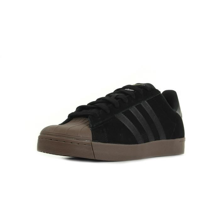 online here fantastic savings excellent quality Baskets adidas Superstar Vulc Adv Noir, marron - Achat ...