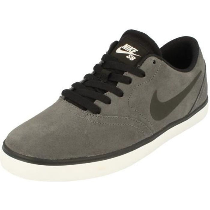 info for 2491a 2f9cd BASKET Nike Sb Check Hommes Trainers 705265 Sneakers Chau