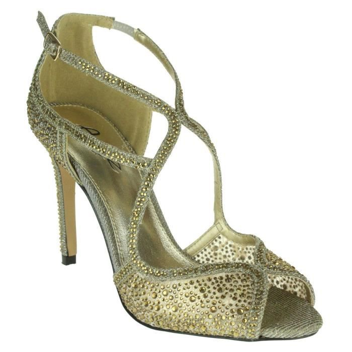 36 Talons Mariée Hauts Taille Femmes Prom Chaussures Y6fgyb7 De 0PX8nwZNOk