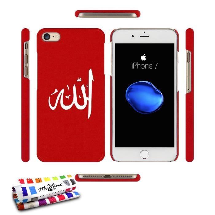 coque rigide iphone 7 rouge