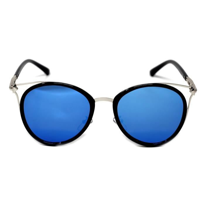 Premium Mirror Coated Lenses Sunglasses With Uvb Protection W4967