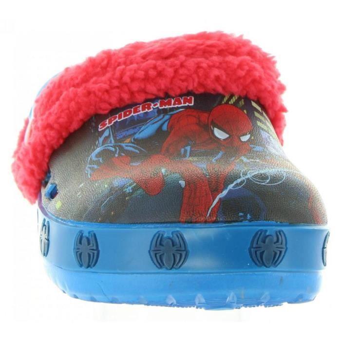 Pantoufles pour Garçon Spiderman S18195X AZUL KD5wm5