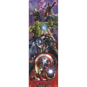 AFFICHE - POSTER Poster de porte Avengers - Age Of Ultron (158 x 53