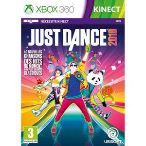 JEUX XBOX 360 Just Dance 2018 Jeu Xbox 360