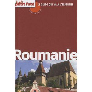GUIDES MONDE Petit Futé Roumanie