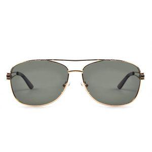LUNETTES DE SOLEIL monture en alliage de titane doré pour lunettes de 9cb97aa7d6c9
