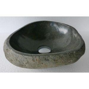 LAVE-MAIN vasque en pierre 30cm lave-main