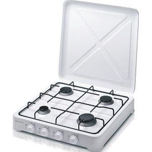 PLAQUE POSABLE Bastilipo CG-400, Dessus de table, Cuisinière à ga
