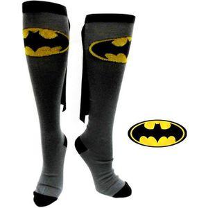 CHAUSSETTES Chaussettes Hautes Batman avec Cape