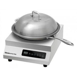 wok vapeur achat vente pas cher. Black Bedroom Furniture Sets. Home Design Ideas