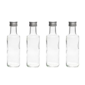 Verre à vin CASA VETRO 20 bouteilles en verre vides 100 ml DOR