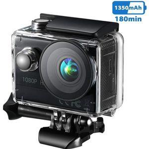 CAMÉRA SPORT Caméra Sport Étanche Full HD 1080P 30M, VicTsing C
