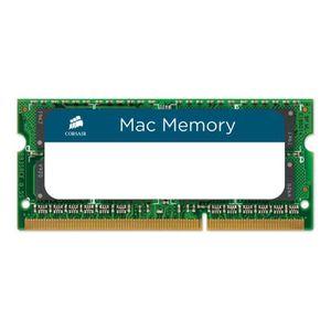 MÉMOIRE RAM Corsair 8GB DDR3, 8 Go, 1 x 8 Go, DDR3, 1333 MHz,