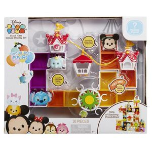 FIGURINE - PERSONNAGE Ems Deluxe Display Set » Tsum Tsum Stack