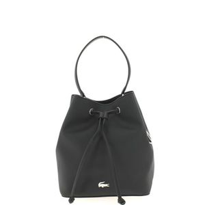 Bag Bourse Noir Vente Sac Lacoste Piqué Bucket Achat sxhQrtdC
