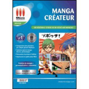 BUREAUTIQUE Manga Créateur-(PC en Téléchargement)